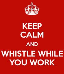 Whistle While You Work It